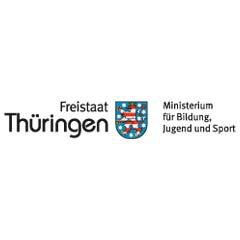 Logo des Thüringischen Ministeriums für Bildung, Jugend und Sport