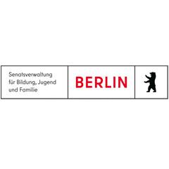 Logo der Berliner Senatsverwaltung für Bildung, Jugend und Familie